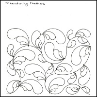 Meandering Feathers
